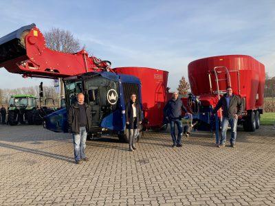 Siloking Futtermischwagen Meyer Agrar Technik