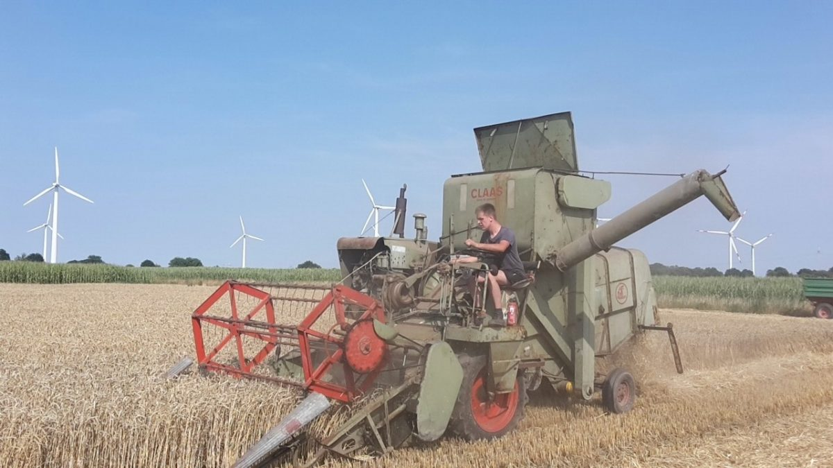 Glade Landtechnik Feldtag