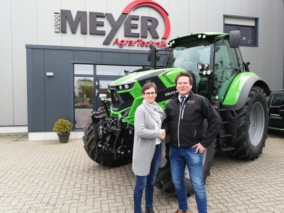 Meyer Agrartechnik Deutz Fahr Haendler